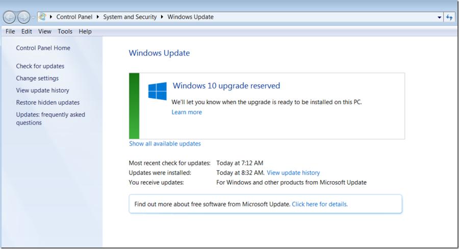 Did You ……..Windows 10
